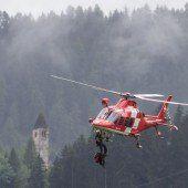 Schweizer Zugunglück fordert elf Verletzte