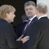 Zwei Präsidenten und ein Friedensplan