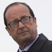 Frankreichs Regierung von Hollande entlassen