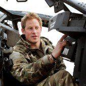 Prinz Harry beendet Soldatenkarriere