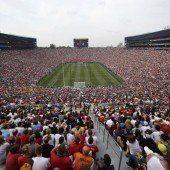 US-Rekordkulisse! 109.318 Zuschauer sahen ManUnited gegen Real