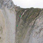 150 Meter abgestürzt