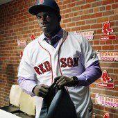 Red Sox zahlen Rekordsumme für Outfielder