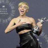 Miley Cyrus sahnt ab