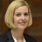 Sonja Steßl übersiedelt ins Kanzleramt