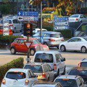 Verkehrsknoten bleibt Dauerbrenner