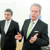 Mitterlehner Chef der ÖVP und Vizekanzler