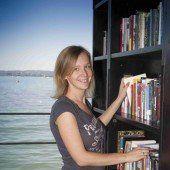 Aus Seeanlagen wird ein Lesesalon