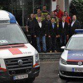 Tag der Kooperation und Sicherheit in Sulz