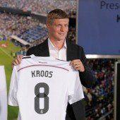 Kroos für Fans bester Transfer im Sommer