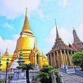 Gold und Edelsteine im Königspalast