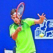 Dominic Thiem rückte auf Platz 44 vor