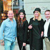 Ambros Mayer setzt Modeakzente
