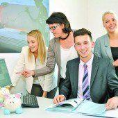 Erfolgreiche Karriere mit Banklehre
