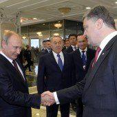Staatschefs wollen Frieden