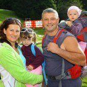 Der VN-Familienerlebnistag lockte mehr als 900 Besucher an