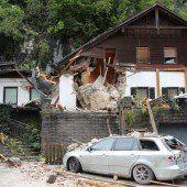 Haus bleibt vorerst gesperrt