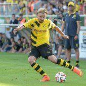 Fußballfest und BVB-Sieg