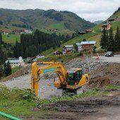 Straße Warth-Lechtal wird verbreitert
