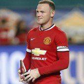 Wayne Rooney neuer Kapitän bei ManUnited