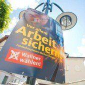Sprüche auf Wahlplakaten