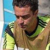Team-Rücktritt von Xavi