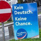 Analyse der Wahlplakate