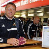 Rapid Wien will Saisonstart retten