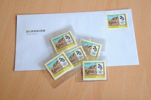 100 Sondermarken hält die Stadt bereit.  Foto: DTSM