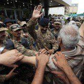 Gewaltsame Proteste in Pakistan fordern Tote und Verletzte