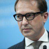Dobrindt stellt Lösung für Grenzregionen in Aussicht