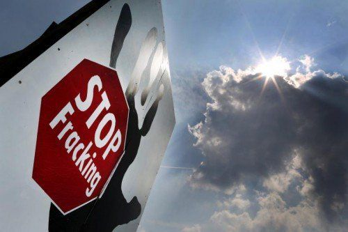 Alle Parteien in Vorarlberg für ein Fracking-Verbot.  FOTO: DPA