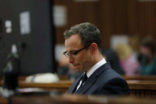 Als freier Mann dürfte Pistorius den Gerichtssaal wohl kaum verlassen, die Höchststrafe halten Experten aber auch für unwahrscheinlich. EPA