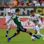 Altacher Topspielserie startet gegen die Wiener Austria