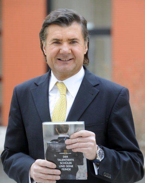 Andreas Salcher, Ideengeber des Vizekanzlers in Bildungsfragen.