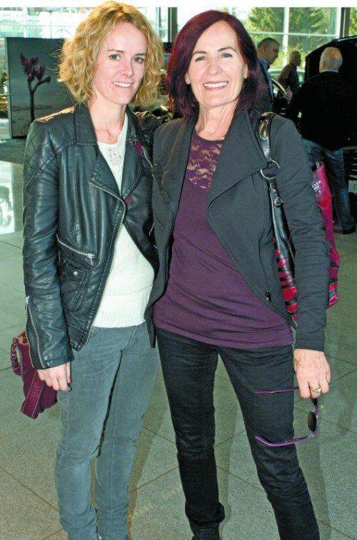 Anna (l.) und Elisabeth Elsässer. Fotos: Franc