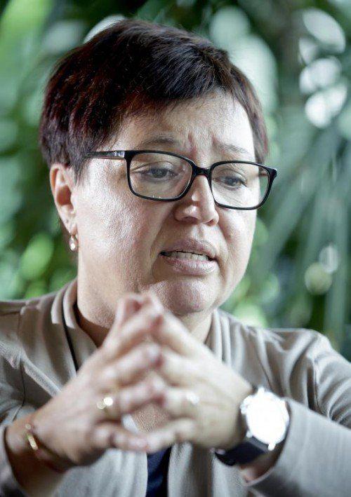 Sabine Oberhauser