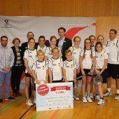 Zwei Dornbirner Sportvereine ausgezeichnet