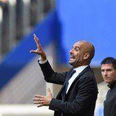 Guardiola adelt SC Paderborn