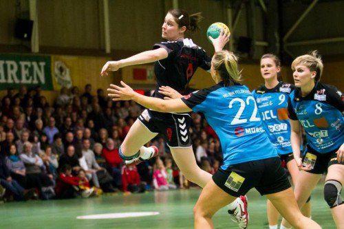 Beate Kuhn erzielte gegen Hypo NÖ II elf Tore. Foto: vn/Stiplovsek