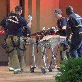 15 Verletzte bei Schießerei