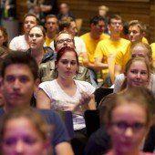 Über 1000 Schüler dabei