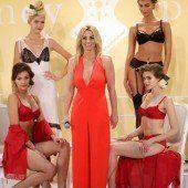 Britney Spears designt jetzt Dessous