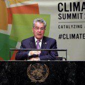 UN-Klimagipfel: Konkrete Schritte dringend nötig