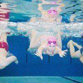 Bewegung, Spiel und Action im Wasser