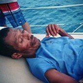 Fischer nach einer Woche auf See gerettet