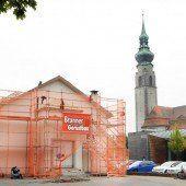 Neues Dach für das Pfarrheim in Höchst