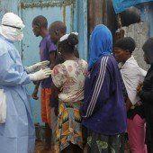 Ebola: Sierra Leone weitet Quarantäne aus