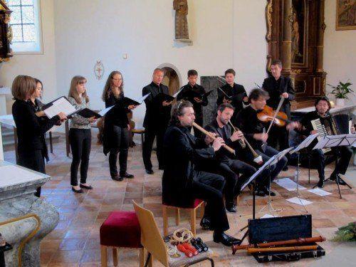 Das Ensemble strahlt neben einer wunderbaren Kompetenz auch eine unglaubliche Ruhe aus.  Foto: JU