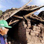 Peru: Acht Tote nach starkem Erdbeben